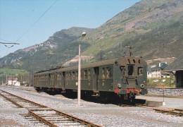 64.BEDOUS. Ligne De Pau à Canfranc - France
