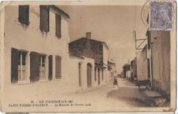 Ile D'oléron/La Maison De Pierre Loti/Editions Gaby/Ivry La Bataille/Lecoeur/ 1939   CPDIV185 - Saint-Pierre-d'Oleron