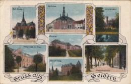 Gruss Aus Geldern - 1922 - Multi-vues - Geldern