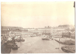 Dépt 29 - BREST - Photo 7,6 X 10,9cm - Arsenal - Photographie, 1904 - Port - Brest