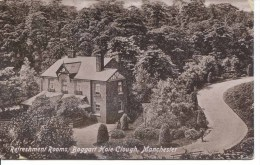 MANCHESTER - BOGGART HOLE CLOUGH - REFRESHMENT ROOMS  1915 Ma244 - Manchester