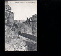 CPA  Rocamadour Porte De La Mercerie - Rocamadour