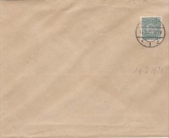 Germany Cover, Schleswing-Holstein Stamps  (Z-1618) - Schleswig-Holstein