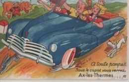 AX LES THERMES ( A Toute Pompe....) - Mechanical