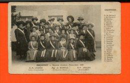 Arçonnay - Mission Octobre-Novembre 1909- Chanteuses (coupure En Bas) - Otros Municipios