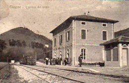 Aml43 - CPA - ITALIE - CLUSONE  - Arrivo Del Treno -  Lire Descriptif SVP - Unclassified