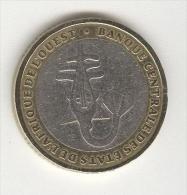 500 Francs CFA 2004 Bimétallique Banque Centrale Des Etats D´Afrique De L´Ouest - Monnaies