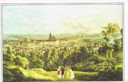 REPUBBLICA CECA (CZECH REPUBLIC) - VEDUTA DI PRAGA (PRAGA VIEW) - RIF. 2080 - Stampe & Incisioni