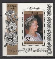 Tokelau MNH Michel nr Block 8 from 1996