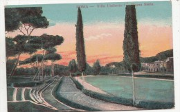 BF32413 Villa Umberto Plazza Siena    Roma  Italy  Front/back Image - Places & Squares