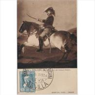 PTRTP0708C-LFTD4564TTSC.T Arjeta Postal De España..Pintura.Retrato Caballo Del GENERAL PALAFOX.GOYA. Museo De EL  PRADO) - Postales