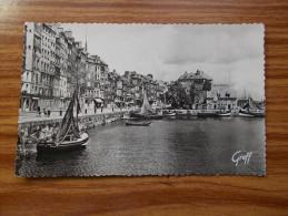 HONFLEUR  Le Vieux Bassin  Années 50 - Honfleur