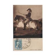 PTRTP0708C-LFTD4564TEXOEx Posicion Iberoamericana.S.Pintura. Retrato Caballo Del GENERAL PALAFOX.GOYA. Museo De EL  PRAD - Mercados