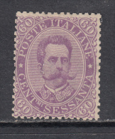 1889   YVERT  Nº  44   / * / - 1878-00 Humberto I