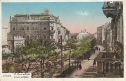 5307. Gelaufene Ansichtskarte vom Jaroslaw - Marke fehlt. Q2!