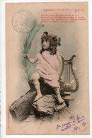 ENFANT . APOLLON DIEUX DE LA BEAUTÉ ET DES ARTS . ÉDITION BERGERET - Réf. N°7401 - - Portraits