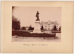 PHOTOGRAPHIE PHOTO  ANCIENNE ANNECY HAUTE SAVOIE Hotel De La Préfecture - Photos