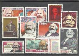 CELEBRIDADES    (KARL MARX). - Karl Marx