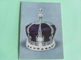 Couronne De La Reine MARIE , épouse De GEORGE V - Familles Royales