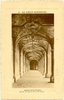 12/ CPA - Le Vieux Bonneval - Abbaye Saint Florentin - Galerie Du Cloitre - Frankrijk