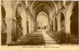 19/ CPA - Brive - Ecole St Antoine - Eglise Du Pélerinage - Brive La Gaillarde