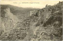 19/ CPA - Aubazine - Gorges De Coyroux - France