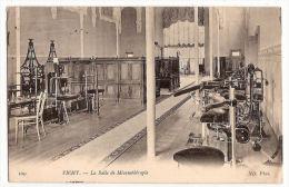 CPA Vichy La Salle De Mecanothérapie  03 Allier - Vichy