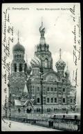 Cpa De Russie Saint Petersbourg église   JUI10 - Russie