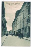B2825 - Ragusa, Palazzo di Giustizia e via Emanuele Antoci