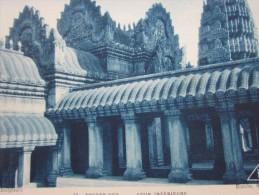 CPA--> Angkor Site Archéologique Du Cambodge (barays)édité Pr Exposition Coloniale Internationale Paris 1931 Café Martin