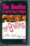 MC Musikkassette - The Beatles: A Hard Day's Night - Audiokassetten