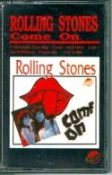 MC Musikkassette - Rolling Stones: Come On - Audiokassetten