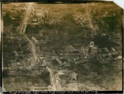 60 - Méry - Vue Aérienne Oblique - Exceptionnelle Photographie Du Renseignement Aérien  Du 18 Juin 1918 - - Frankrijk