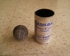 CARTOUCHE COMPLETE DE FLASH BALL VERNEY-CARRON CAL 44/83 INERTE