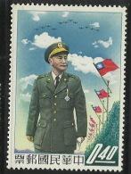 Republic Of China 1958 President Chiang KFai-Shek MNH - 1949 - ... People's Republic