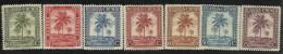 Ruanda Urundi 1942 Palm Tree MNH