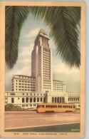 080435 CITY HALL, LOS ANGELES, CALIF. Sc 874 AUDUBON [BIRDS] - CDS - 16 LOS ANGELES // CALIF.