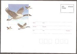 Canada. Mint. Change Of Address Postal Card. Birds - Enteros Postales Del Correo