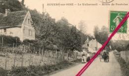 CP 95 -  AUVERS SUR OISE   - Le Valhermeil   - Route De Pontoise - Auvers Sur Oise
