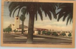 080444 UNION STATION, LOS ANGELES, CALIF. Sc 804 PREXY WASHINGTON CDS - 8 LOS ANGELES // CALIF.