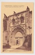 CARPENTRAS - CATHEDRALE DE ST SIFFREN - PORTAIL LATERAL DIT PORTE JUIVE - Carpentras