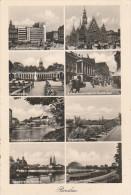 5322. Gelaufene Ansichtskarte vom Breslau. Q1/2!