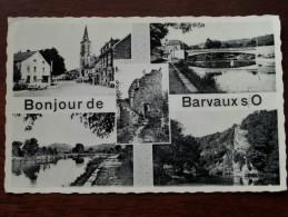 Bonjour De BARVAUX Sur Ourthe - Anno 1960 ( Zie Foto Voor Details ) - Durbuy