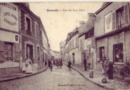 95 SANNOIS Rue Des Deux Puits - Sannois