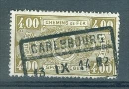 """BELGIE - OBP Nr TR 248 - Cachet  """"CARLSBOURG"""" - (ref. VL-71) - 1923-1941"""