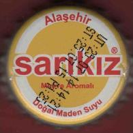Turkish Soda Crown Cap (SARIKIZ MEYVELI)