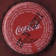 Turkish Soda Crown Cap (COCA COLA)