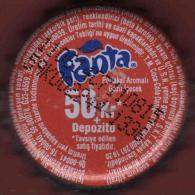 Turkish Soda Crown Cap (FANTA 50 KR)