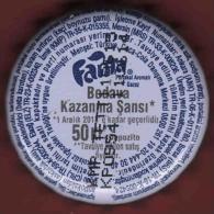 Turkish Soda Crown Cap (FANTA LIGHT 50 KR)