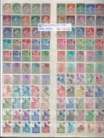 Lot De 110  Preos  Différents  NSG  (cote 143€) Vendu 10% - Precancels